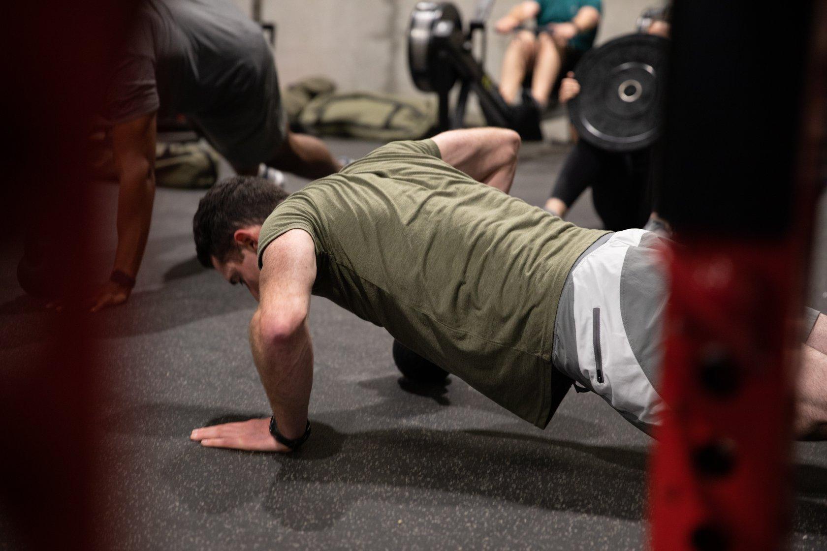 combat fitness