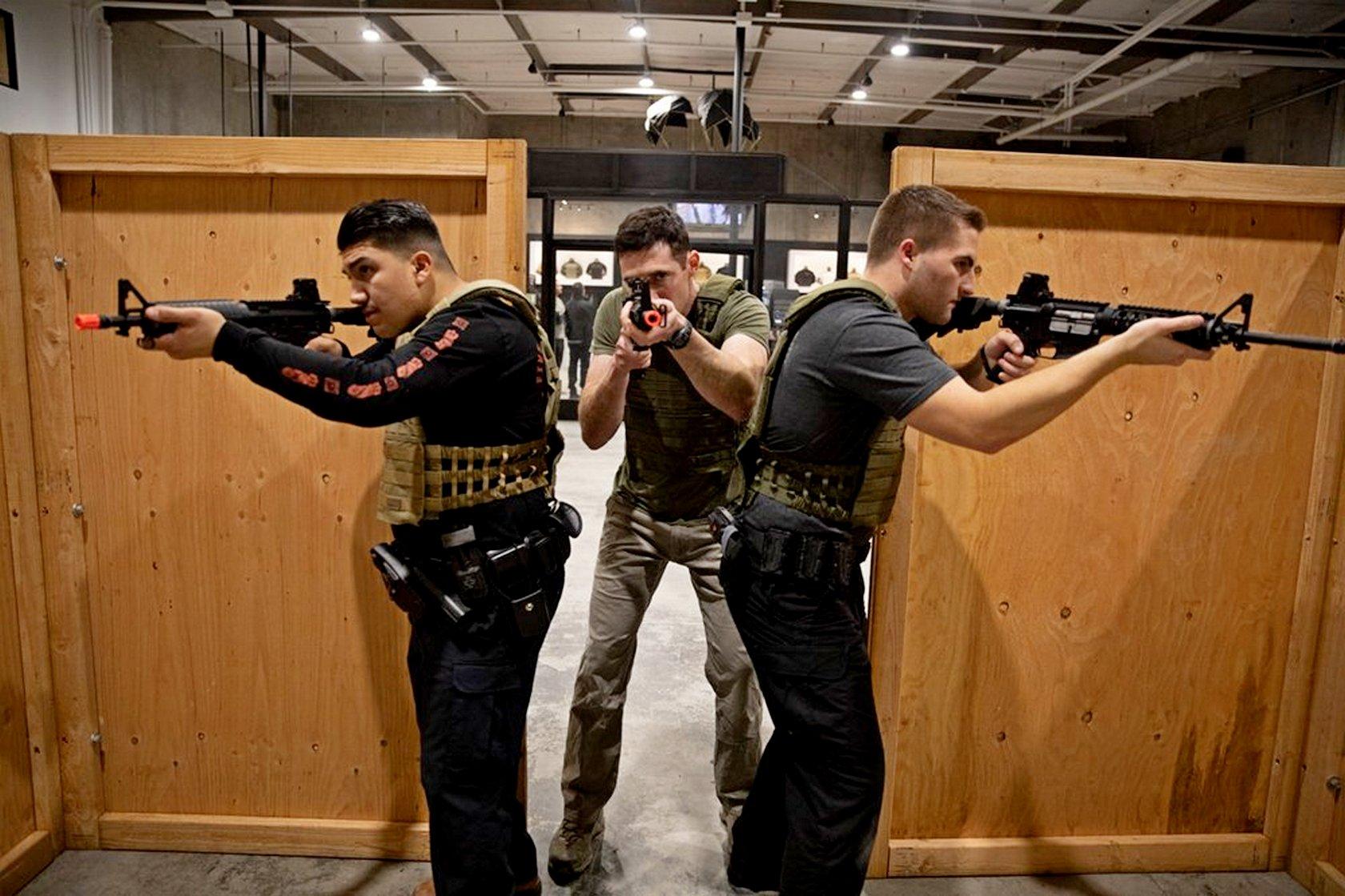 Combat Shooting